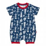 Kite Romper Baby Boy Short Sleeved